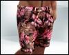 Tropical Pink Shorts