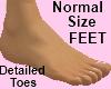 Pro Model Feet