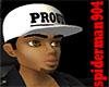 Proud White Hat - CapHat