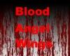 Blood angel wings