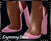 *Devon Pink Heels