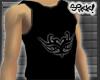 602 Tribal Tank - Black