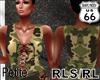 SD RL P Camo Laced Vest