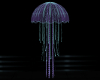 Jellyfish Purple Green