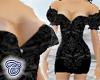 Black Adrienne Mini