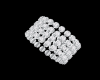 Bracelet L White Diamond