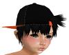 Child RAWR Cap & Hair