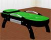 Green Massage Chair
