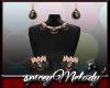 Licorice Jewelry Set