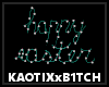 Derivable Easter Sign