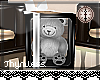 Wht Gift Box Bear