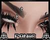 ♛ Brow Piercings
