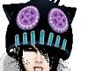 Dark Cat Hat