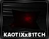 Dark Gothic Posls Pillow