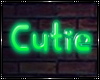 [AW] Cutie Neon Green