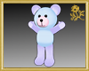 Outline Pastel Teddy