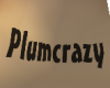 Plumcrazy neck tattoo m
