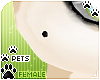 [Pets] Cheek | black