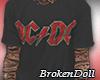 BD* AC/DC Black