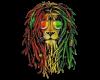 ~SB Rasta Lion STCKR