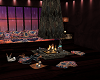 BoHo Chic Fireplace