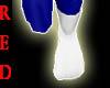 [RED] Saiyan Boots/Poses