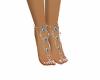 Ashia Feet Silver