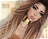 -J- Ctarina golden brown