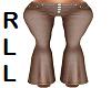Mocha Mina Jeans RLL