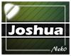 *NK* Joshua (Sign)