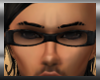 [ves] serious glasses m