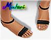 -M- Spring Sandals