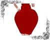 Red Bell Skirt