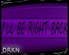 *BRB Purple