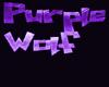 Purple DJ Glasses