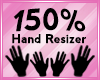 Hand Scaler 150%