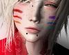 |< Emo Face Paint