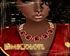 [EC]Sexy Ruby Necklace