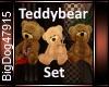 [BD]TeddybearSet