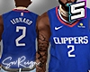 ! Clippers Kawhi Jersey