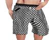 Checker Board Shorts