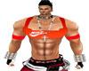 muscle top roja