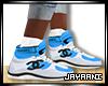 CoCo Hi-Top Blue (Socks)