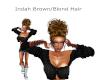 Indah Brown/Blond