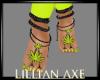 [la] Yellow weed feet