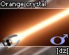 ]dz[ DB Orange Crystal