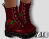 [zuv] rose-red boot