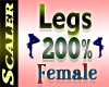 Legs Resizer 200%