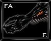 (FA)Dark Claws F. Fire