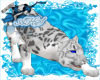 Snow Leopard Animated